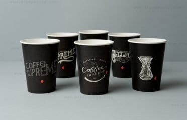 Custom Printed Paper Cup – Mr Paper Cup