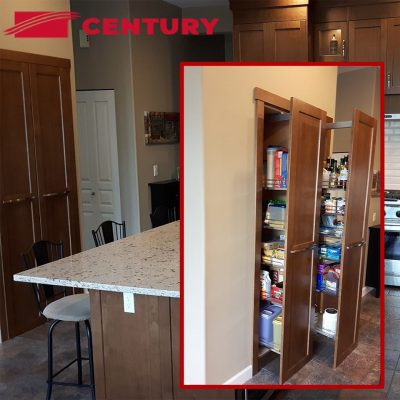 Century Cabinets & Counter Top
