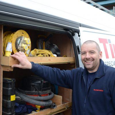 Timberwise (UK) Ltd – Liverpool